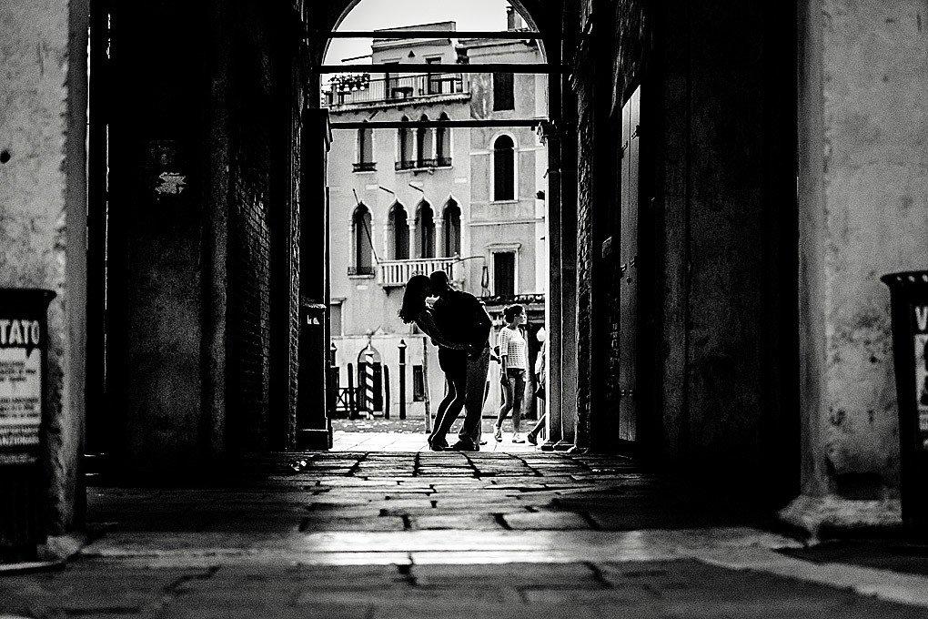 Paar-Shooting Fotograf Venedig