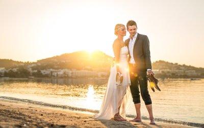 Als Hochzeitsfotograf auf Ibiza