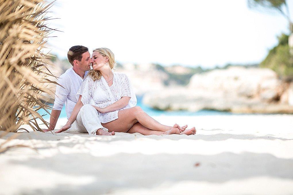 Paar-Shooting auf Mallorca