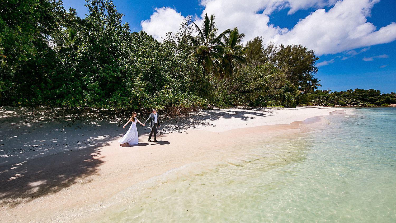 Hochzeitsfotograf Seychellen La Digue