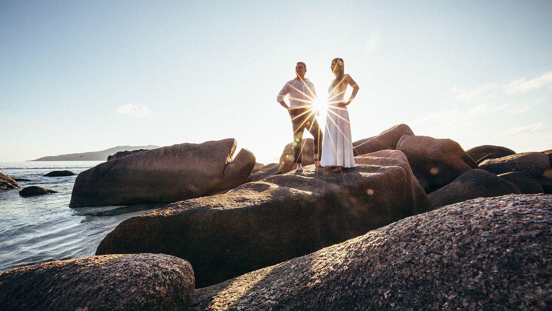 Hochzeitsfotograf Seychellen - La Digue