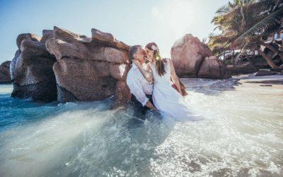 Als Hochzeitsfotograf auf den Seychellen