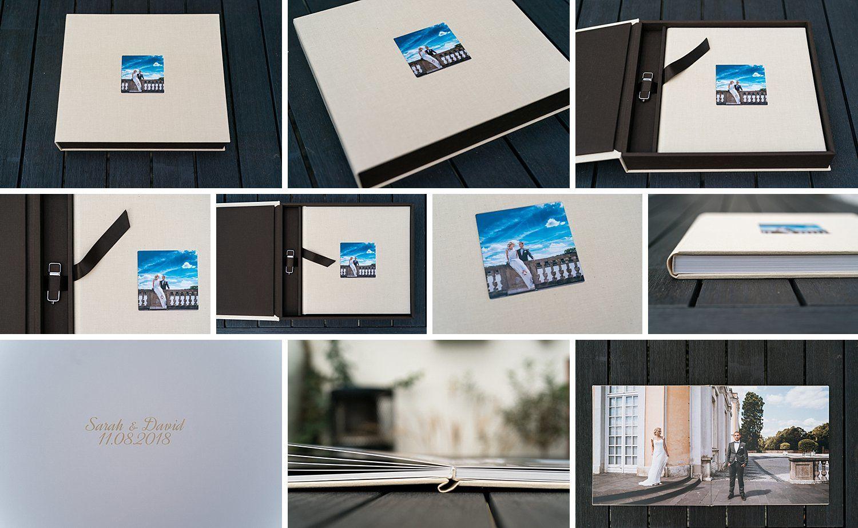 Fotobuch - Hochzeitsalbum
