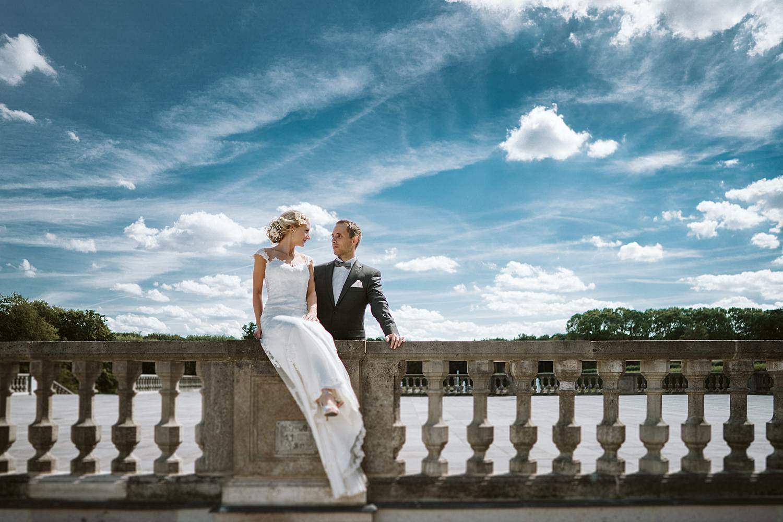 Hochzeitsfotograf Schloss Brühl heiraten NRW