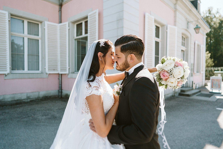 Schloss Benrath Hochzeit