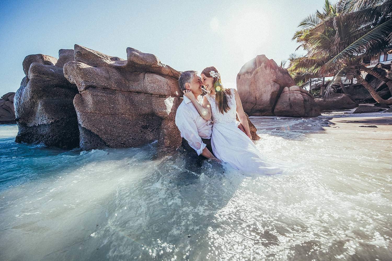 Hochzeitsfotograf Seychellen heiraten