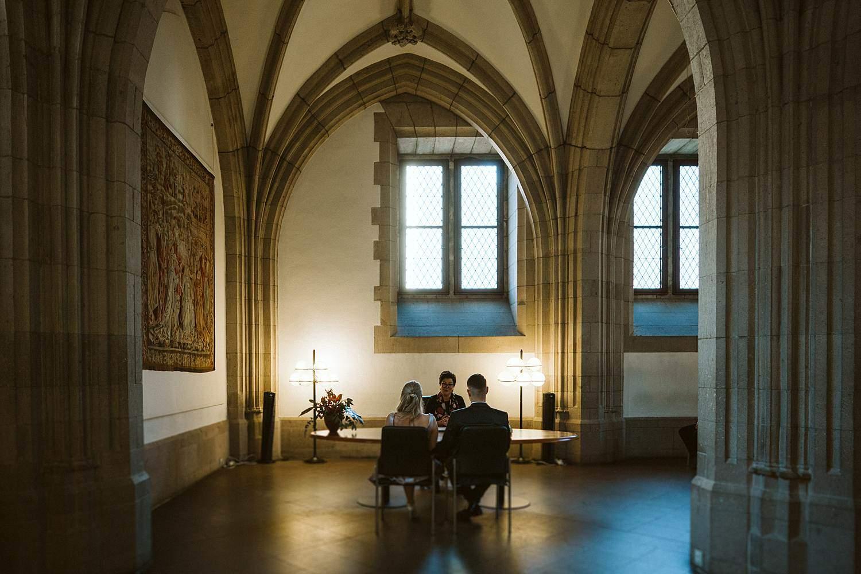 Historisches Rathaus Köln Hochzeitsfotograf