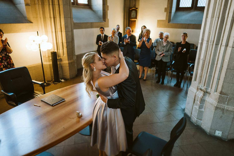 Historisches Rathaus Hochzeitsfotograf
