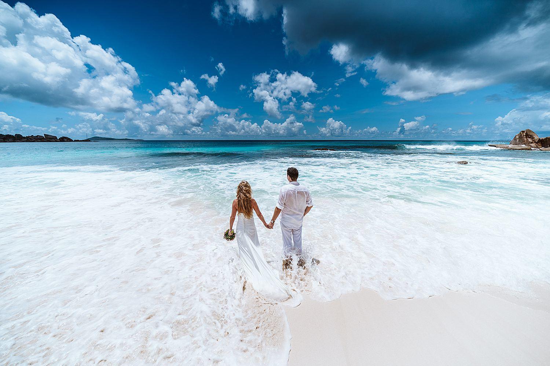 Hochzeitsfotograf Seychellen - La Digue - Grand Anse