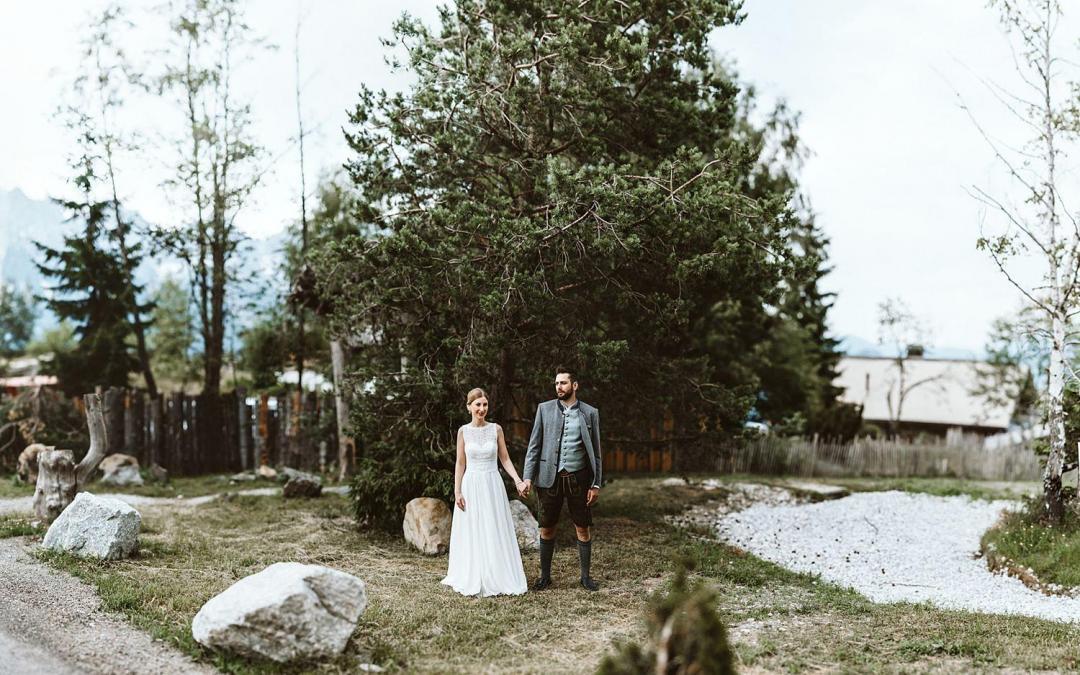 Hochzeitsfotograf Tirol / Ellmau / Rübezahl Alm